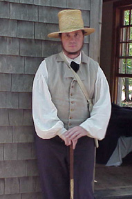 rsmith as thoreau